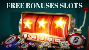 Free casino bonuses slots: varieties and best offers